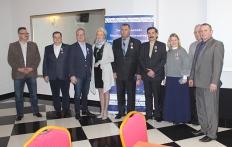 Posiedzenie Zarządu Wojewódzkiego w Radomiu
