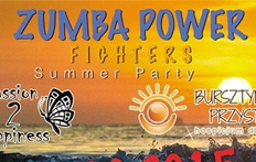 "Maraton taneczny ""Zumba Power Fighters – Summer Party"""